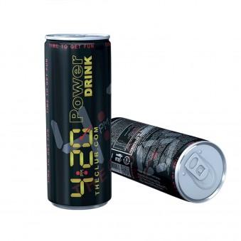 Băutură energizantă cu extract de cânepă 250ml